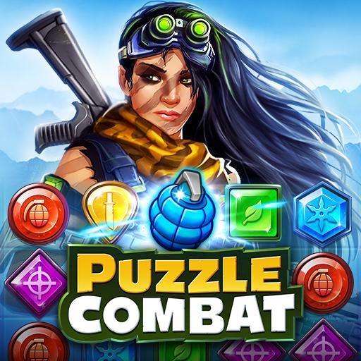 Puzzle Combat: Match-3 RPG   Apk Pro Mod latest 30.0.0