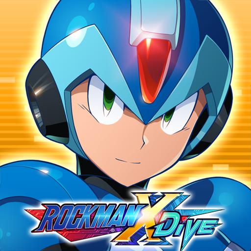 ROCKMAN X DiVE Apk Mod latest 2.1.0