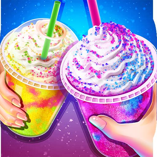 Rainbow Ice Cream – Unicorn Party Food Maker  1.8 Apk Mod (unlimited money) Download latest