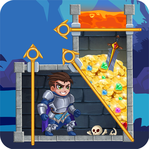 Rescue Hero Pull The Pin – Christmas Game Apk Pro Mod latest 1.62