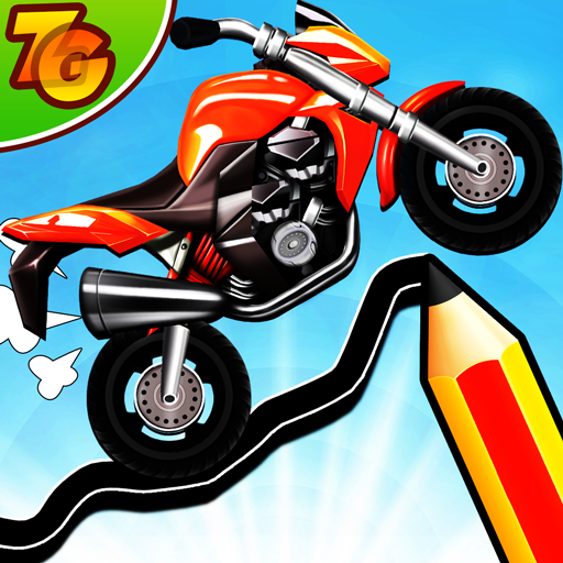 Road Draw 2: Moto Race  Apk Mod latest 1.6.7