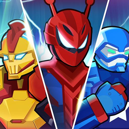 Robot Super Hero Champions 1.1.2 Apk Mod (unlimited money) Download latest