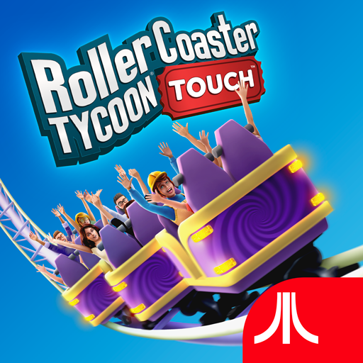 RollerCoaster Tycoon Touch – Build your Theme Park Apk Pro Mod latest 3.16.11