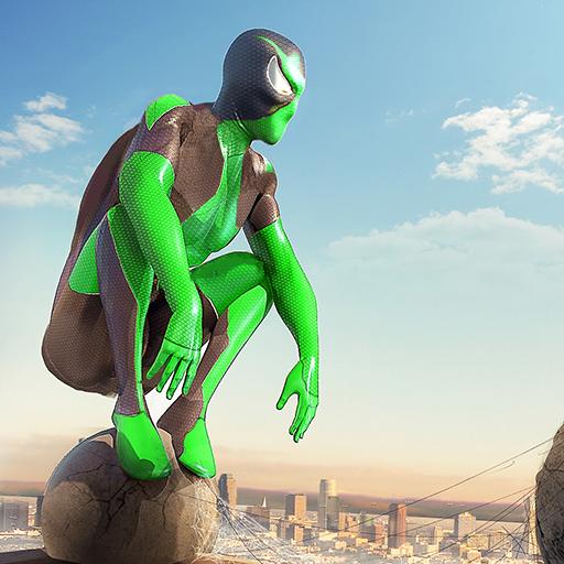 Rope Frog Ninja Hero – Strange Gangster Vegas 1.5.7 Apk Mod (unlimited money) Download latest