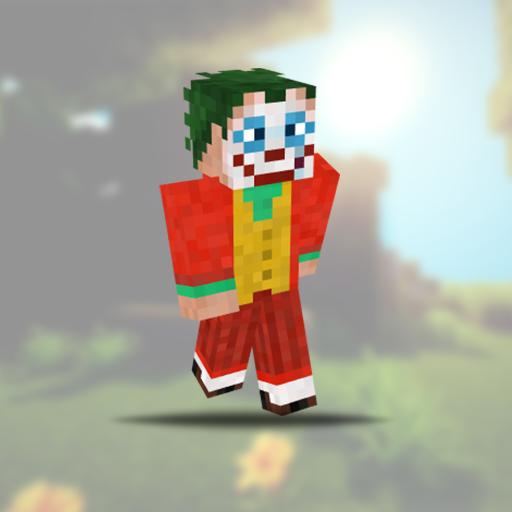 Skins Joker For Minecraft Apk Pro Mod latest 5.0
