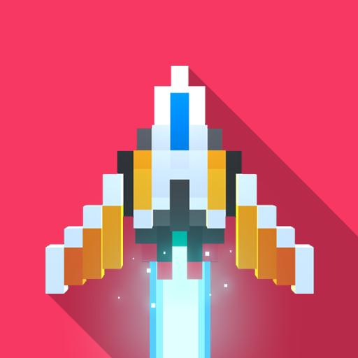 Sky Wings: Pixel Fighter 3D Apk Mod latest 2.4.4