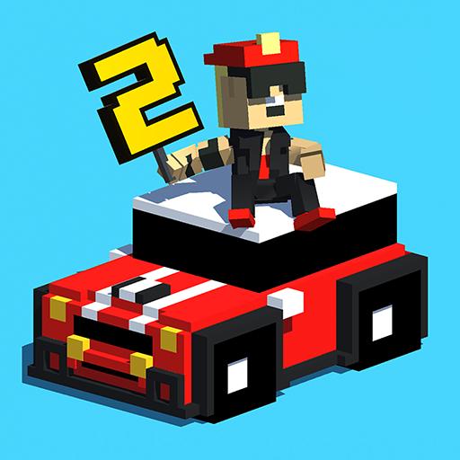 Smashy Road: Wanted 2   Apk Pro Mod latest 1.22