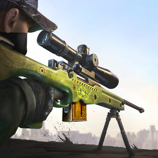 Sniper Zombies Offline Games 3D  1.32.3 Apk Mod (unlimited money) Download latest