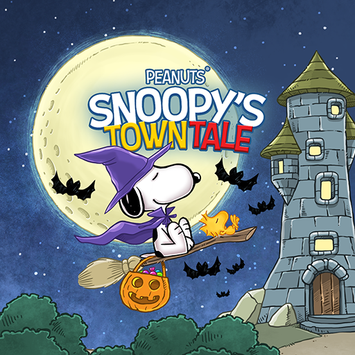 Snoopy's Town Tale – City Building Simulator  Apk Mod latest 3.7.1