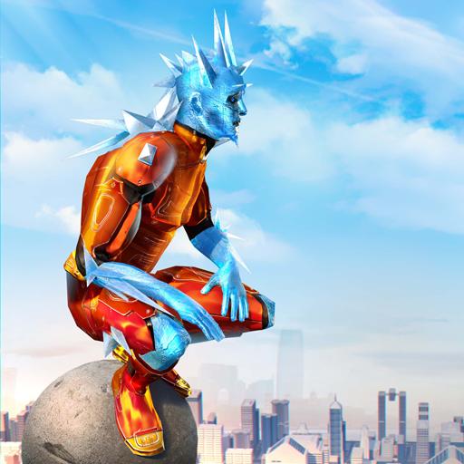 Snow Storm Superhero 1.1.6 Apk Mod (unlimited money) Download latest