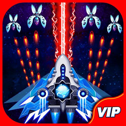 Space Shooter: Alien vs Galaxy Attack (Premium) 1.513 Apk Mod (unlimited money) Download latest