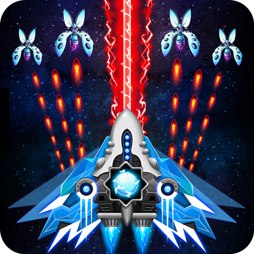 Space shooter – Galaxy attack – Galaxy shooter  1.503 Apk Mod (unlimited money) Download latest