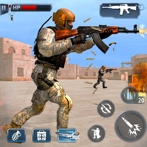 Special Ops 2020: Multiplayer Shooting Games 3D   Apk Pro Mod latest 1.1.3