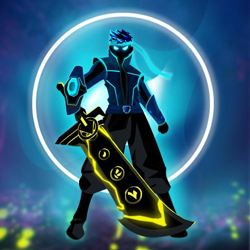 Stickman Master: League Of Shadow – Ninja Legends  Apk Mod latest 1.5.1