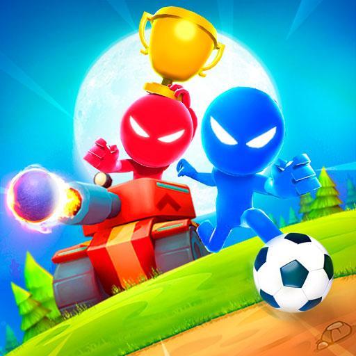 Stickman Party 1 2 3 4 Player Games Free Apk Pro Mod latest 2.0.1