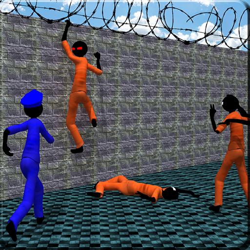 Stickman Prison Escape Story Apk Mod latest 2.1
