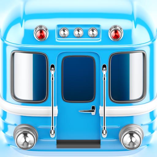 Subway Train Simulator 2D 2021 – metro driving sim Apk Mod latest 1.71