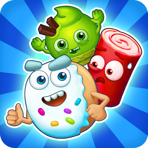 🍒Sugar Heroes – World match 3 game!  1.218.13 Apk Mod (unlimited money) Download latest