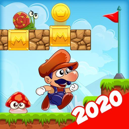 Super Bino Go – New Adventure Game 2020 Apk Mod latest 1.2.5