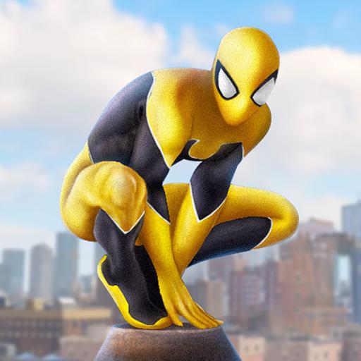 Super Spider Rope Hero – Strange Gangstar Vegas  Apk Mod latest 1.0.2