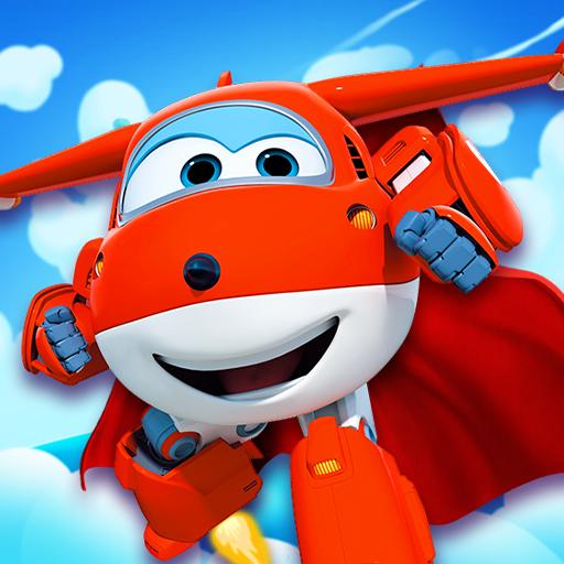 Super Wings : Jett Run 3.0.5 Apk Mod (unlimited money) Download latest