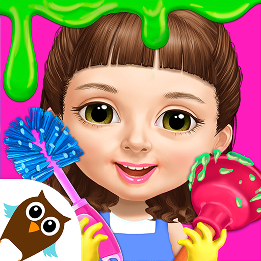 Sweet Baby Girl Cleanup 5 – Messy House Makeover   Apk Pro Mod latest 7.0.30018