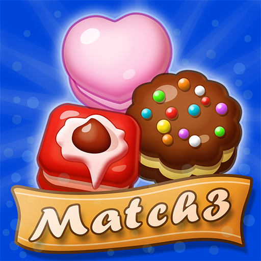 Sweet Macaron : Match 3 Apk Mod latest 1.2.4