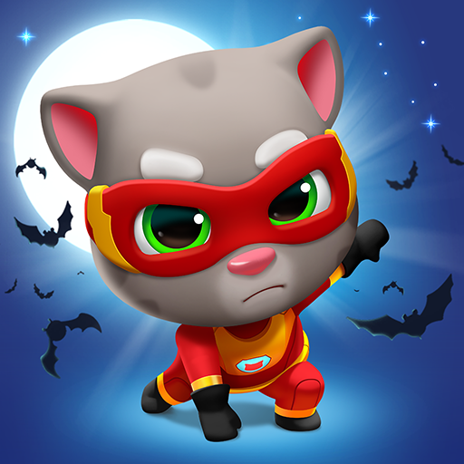 Talking Tom Hero Dash – Run Game  Apk Mod latest 2.2.1.1300