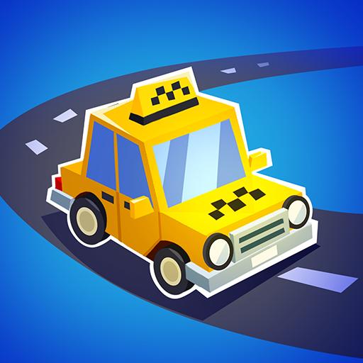 Taxi Run Crazy Driver 1.40 Apk Mod (unlimited money) Download latest