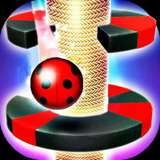 Tower Ladybug Ball Jump  Apk Mod latest 12