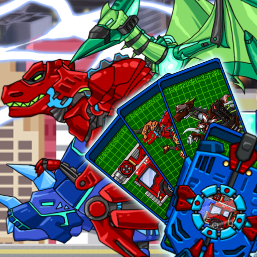 Transform Dino Robot – General Mobilization   Apk Pro Mod latest 1.31.2