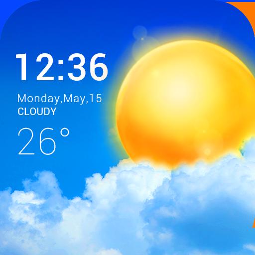 Transparent weather widget  Apk Pro Mod latest  16.6.0.6271_50157