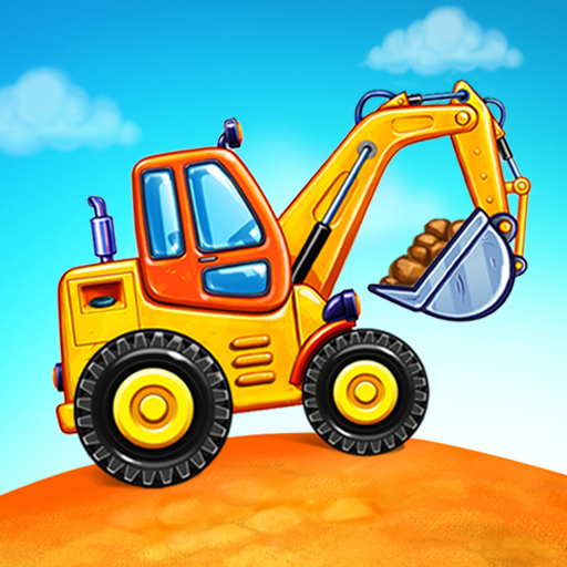 Truck games for kids – build a house, car wash  6.2.0 Apk Mod (unlimited money) Download latest