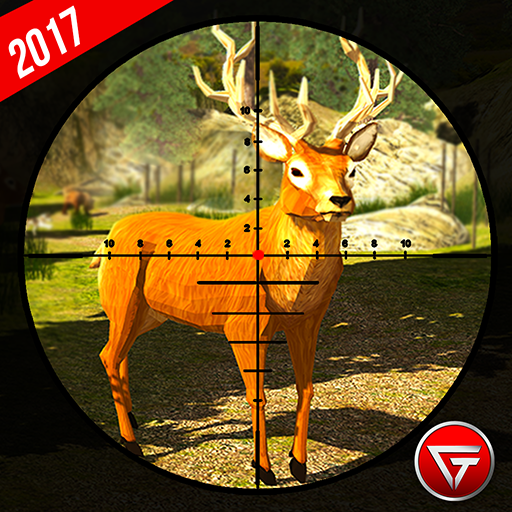 Ultimate Deer Hunting 2018: Sniper 3D Games  Apk Mod latest 1.3
