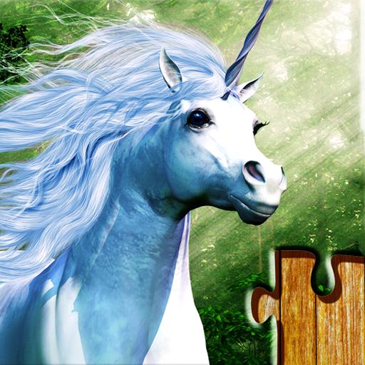 Unicorns Jigsaw Puzzles Game – Kids & Adults 🦄  Apk Mod latest 26.1