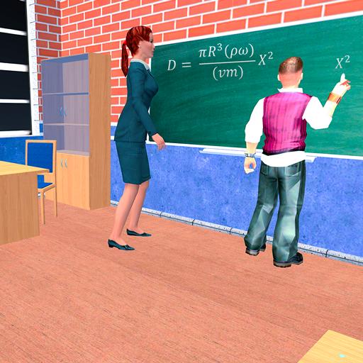 Virtual High School Teacher 3D Apk Pro Mod latest 2.33.18