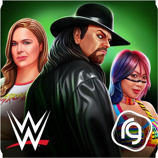WWE Mayhem 1.46.119 Apk Mod (unlimited money) Download latest