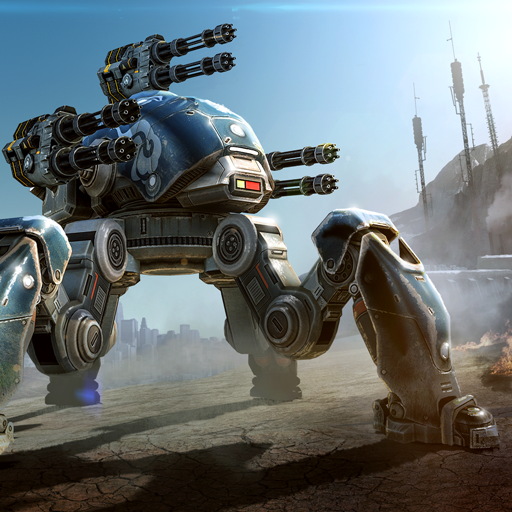 War Robots Multiplayer Battles  Apk Mod latest 6.7.0
