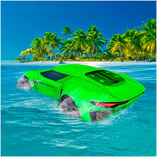 Water Surfer Floating Car  Apk Mod latest 1.3