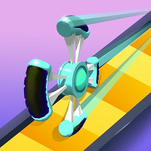 Wheels Run 3D Apk Pro Mod latest 1.4.0