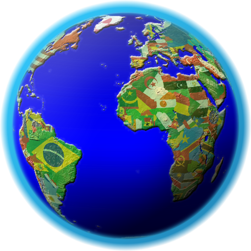 World Map Quiz: Coutries, Capitals, Flags Apk Mod latest 1.4.1
