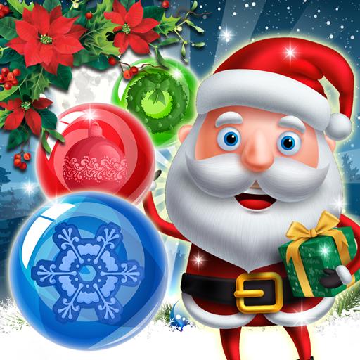 Xmas Bubble Shooter: Christmas Pop Apk Mod latest 1.0.15