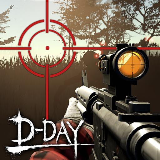 Zombie Hunter D-Day  1.0.816 Apk Mod (unlimited money) Download latest
