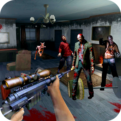Zombies Frontier Dead Killer: TPS Zombie Shoot  Apk Mod latest 1.8.17