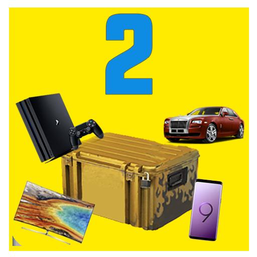 Кейс Симулятор Реальных Вещей 2  Apk Mod latest 1.7.3