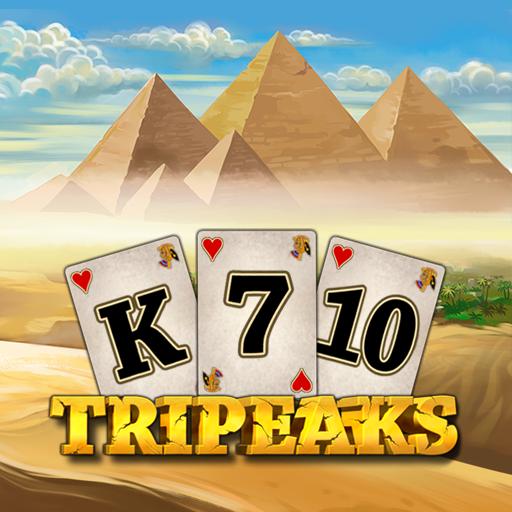3 Pyramid Tripeaks Solitaire – Free Card Game  Apk Pro Mod latest