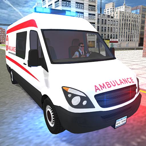 American Ambulance Emergency Simulator 2020 Apk Pro Mod latest