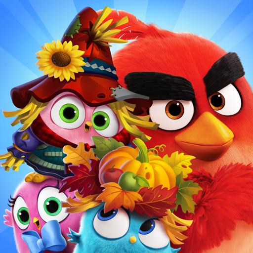 Angry Birds Match 3  4.9.0 APKs mod