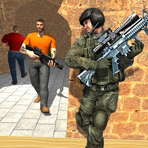 Anti-Terrorist Shooting Mission 2020 5.3 Apk Mod (unlimited money) Download latest