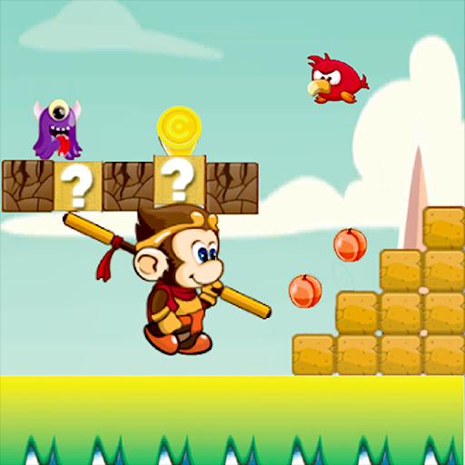 دانلود بازی قارچ خور جدید اندروید | میمون قهرمان  Apk Pro Mod latest 1.0.4